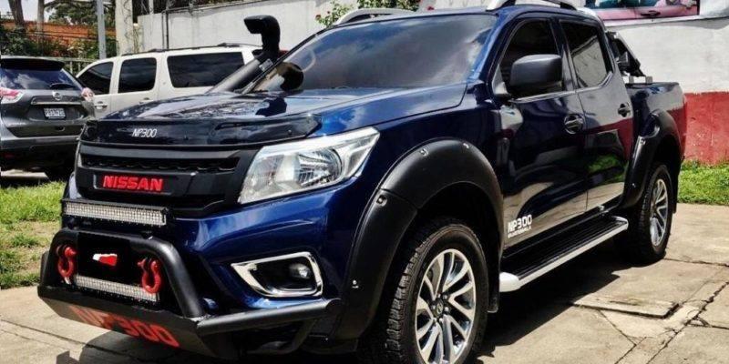 NISSAN NP300 TDi 4x4 AGENCIA - venta de carros en guatemala