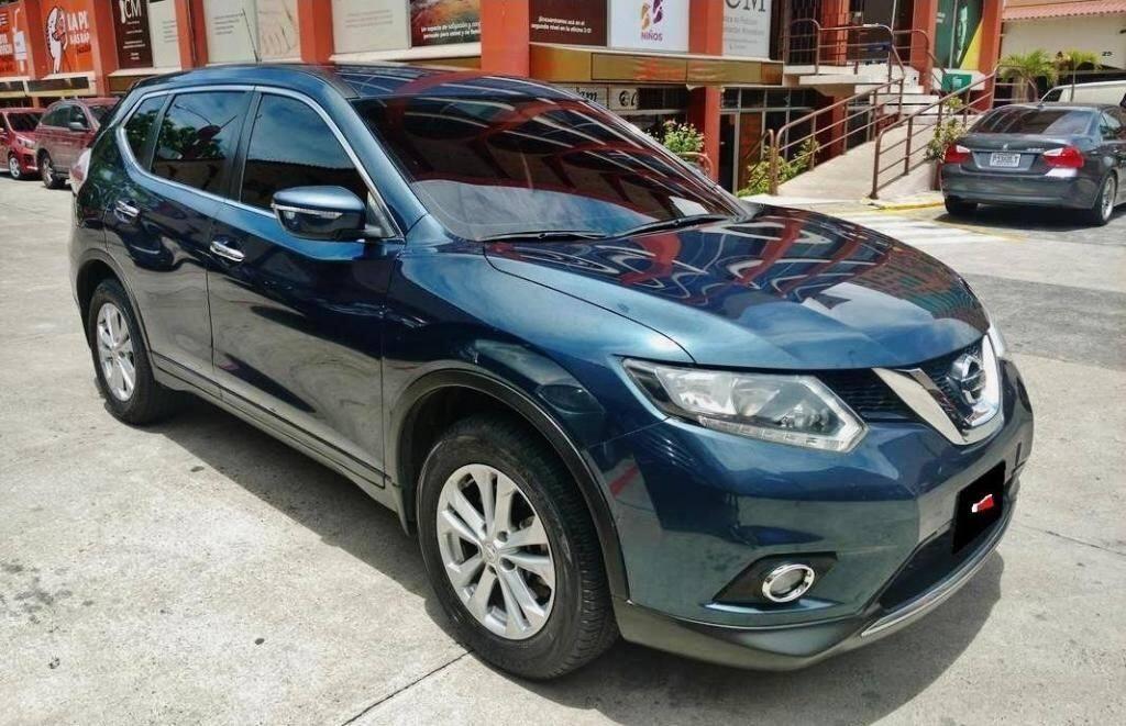 NISSAN X-TRAIL AGENCIA 4x2 M. 2016 - venta de carros en guatemala