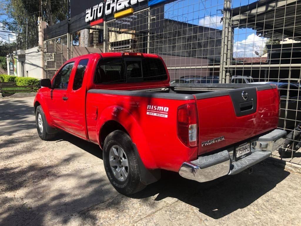 Nissan Frontier 2005 - venta de carros en guatemala