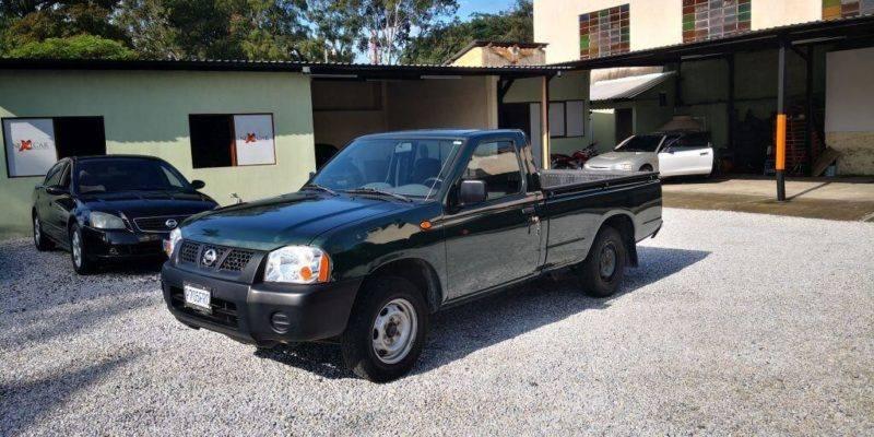 Nissan Frontier D22 Modelo 2014 - Venta De Carros En Guatemala