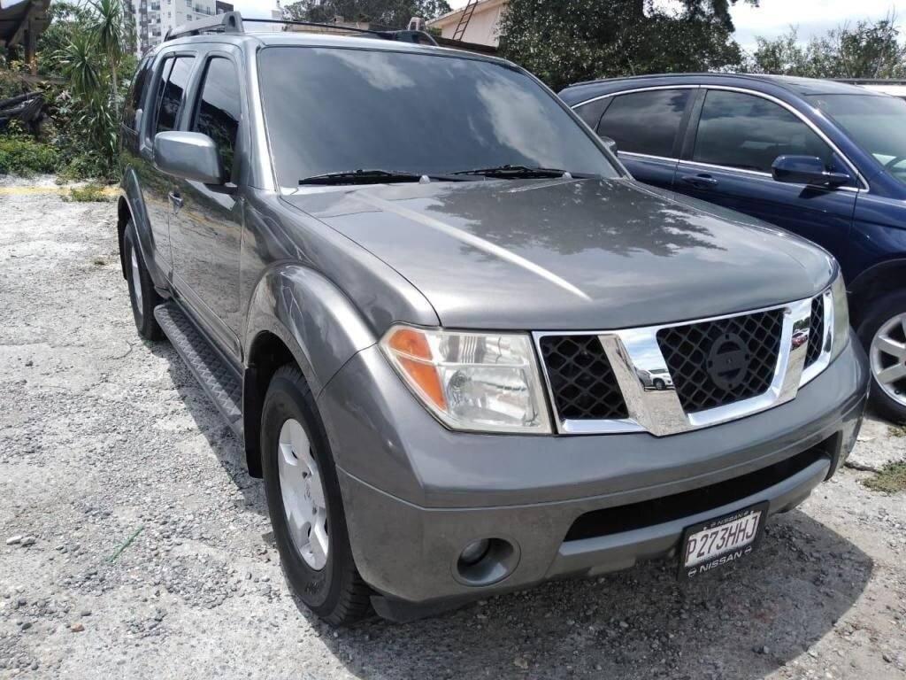 Nissan Pathfinder 2007 4x4 - Venta De Carros En Guatemala