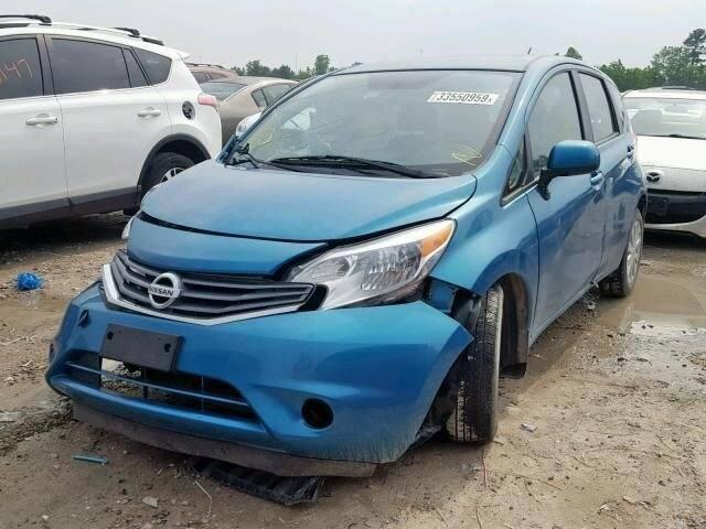 Nissan versa Note para repuestos - Venta De Carros En Guatemala
