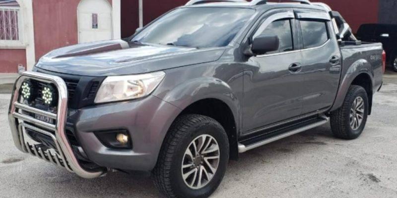 pickup nissan frontier - venta de carros