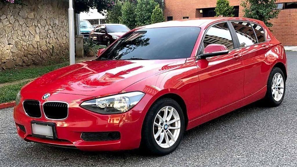 2013 BMW 116 i MECANICO AGENCIA 1.6 TWIN POWER TURBO