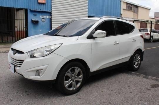 2014 Hyundai Tucson GLS - carros en venta