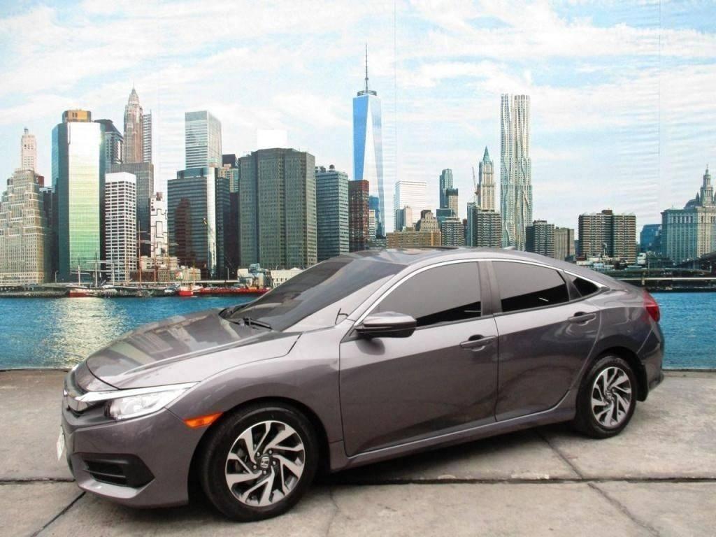 2017 HONDA CIVIC EX 2.0 4 CIL. - venta de carros