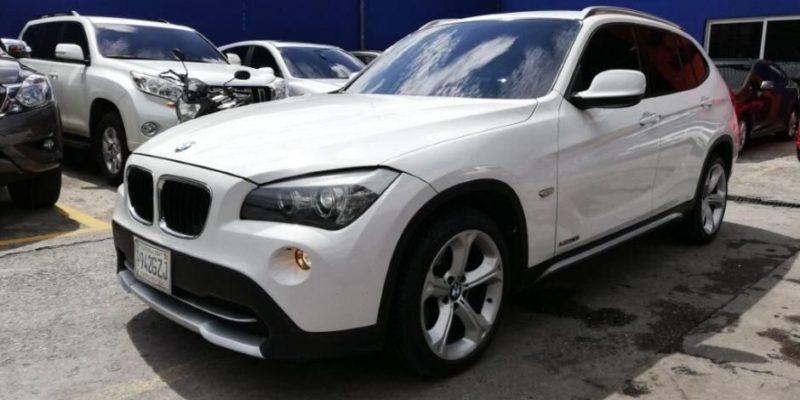 BMW X1 MODELO 201AUTOMATICA DE AGENCIA