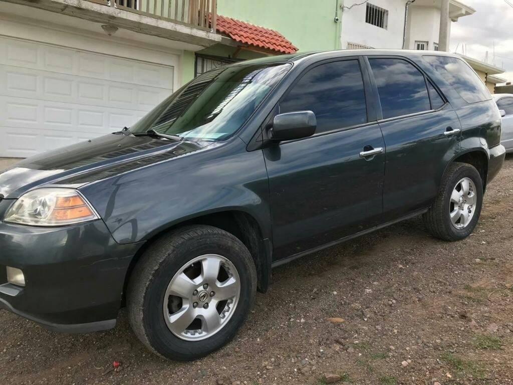 Camioneta Acura Dmx 2005 Automatica 4x4 - carros en venta en guatemala