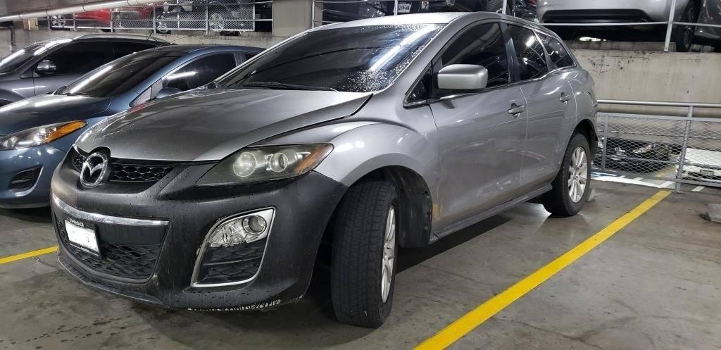 Ganga Mazda CX7 2011 - carros en venta en guatemala
