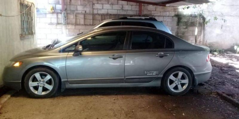 HONDA CIVIC EX 2010 - venta de carros en guatemala
