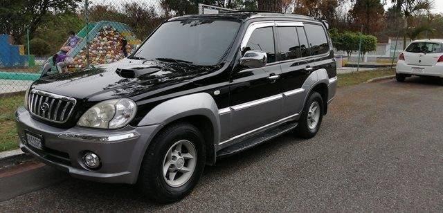 HYUNDAI TERRECAN 4X4, JX 250 - carros en venta en guatemala