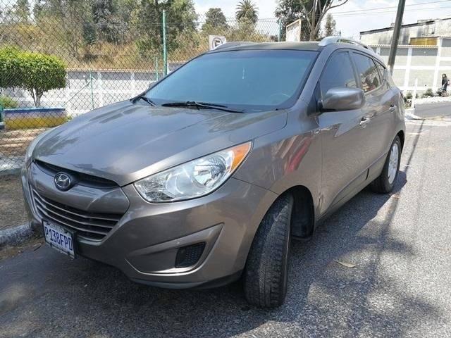 HYUNDAI TUCSON GLS MODELO 2010 - carros en venta en guatemala