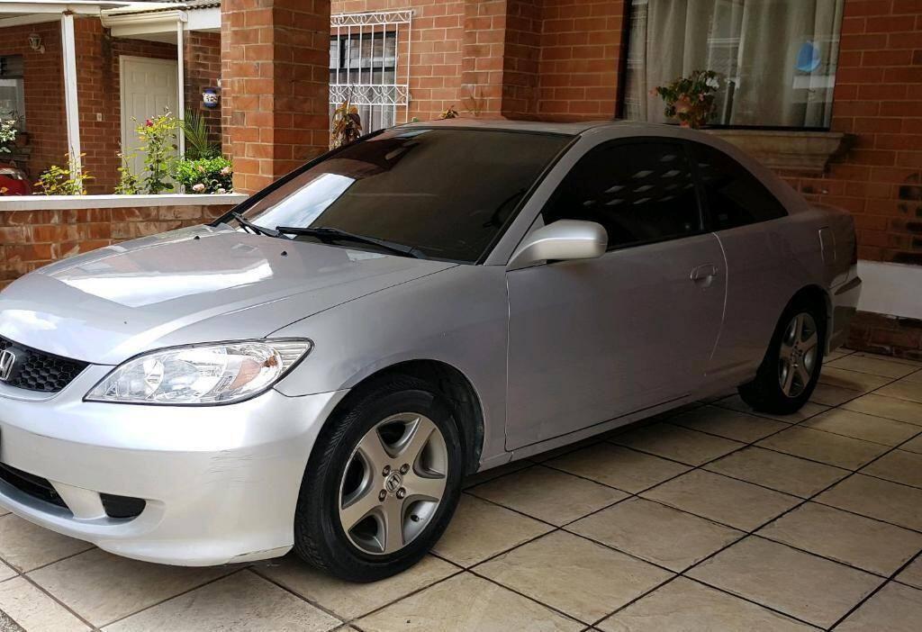 Honda Civic Ex 2004 - venta de carros en guatemala
