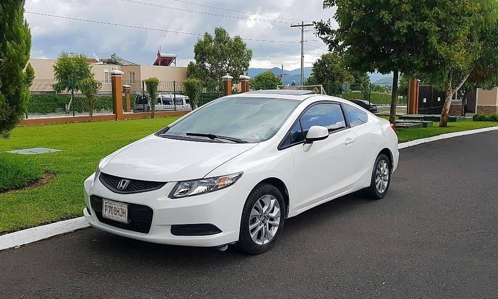 Honda Civic Ex 2013 - venta de carros en guatemala