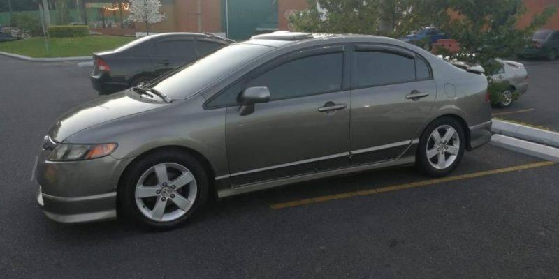 Honda Civic Ex Mecanico 2006 - venta de carros en guatemala