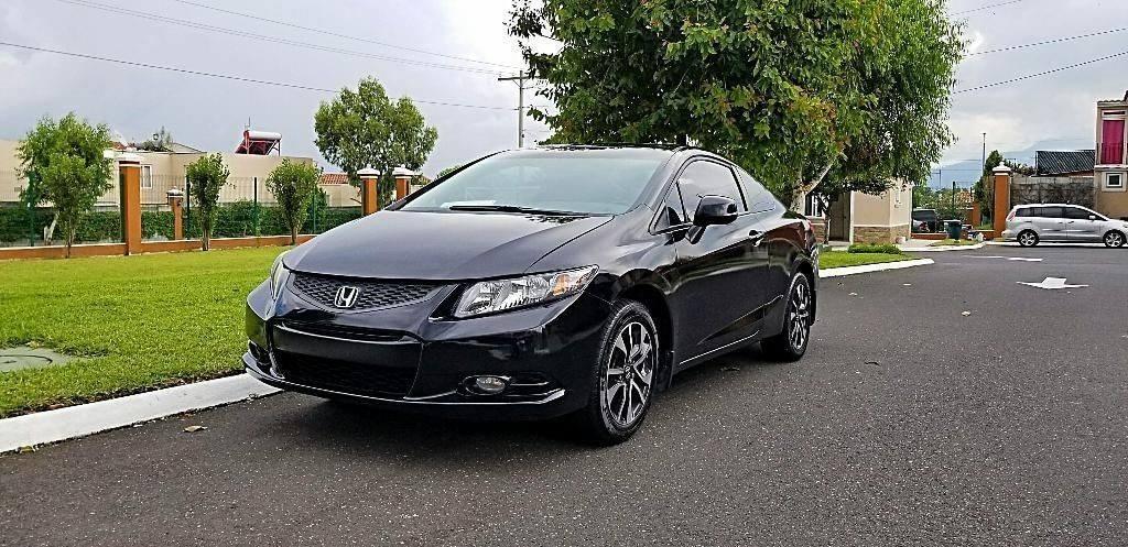 Honda Civic Exl 2013 nitido - venta de carros en guate
