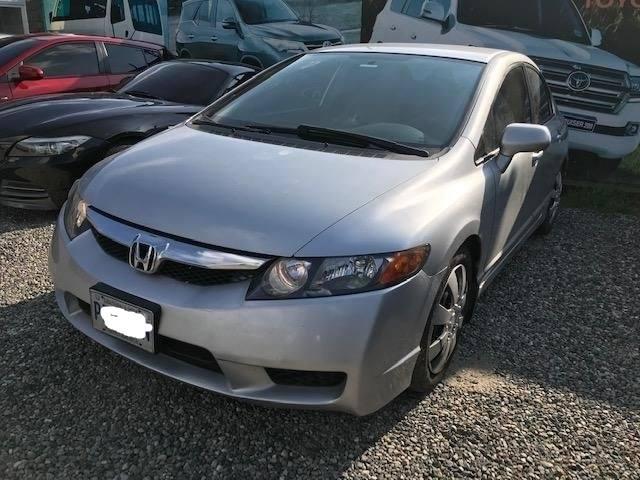Honda Civic LX 2007 Automatico - carros en venta en guatemala