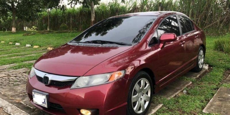 Honda Civic Lx 2009 - carros en venta en guatemala