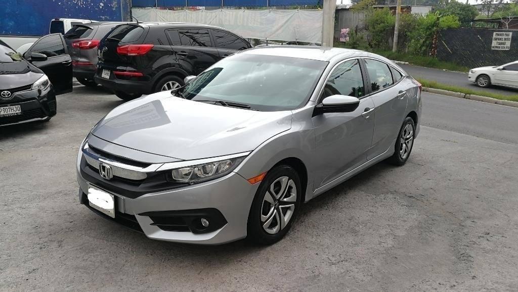 Honda Civic Lx 2017 Automático - venta de carros