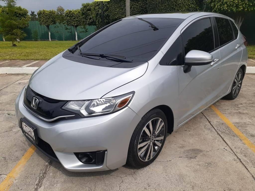 Honda Fit Ex 2015 R Yaris Civic - venta de carros en guatemala
