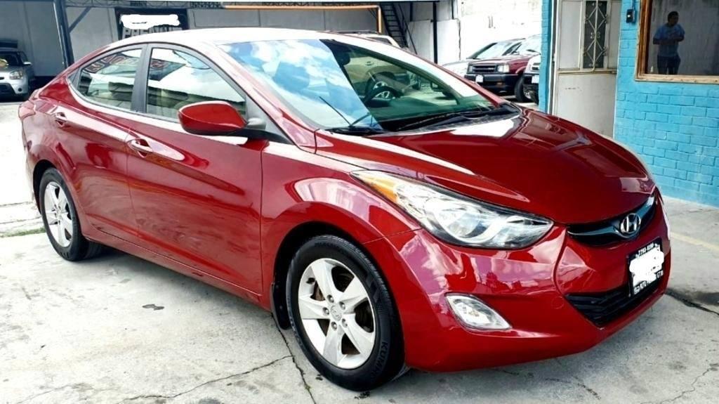 Hyundai Elantra 2012 - carros en venta en guatemala