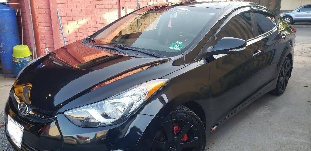 Hyundai Elantra 2012 - venta de carros con financiamiento
