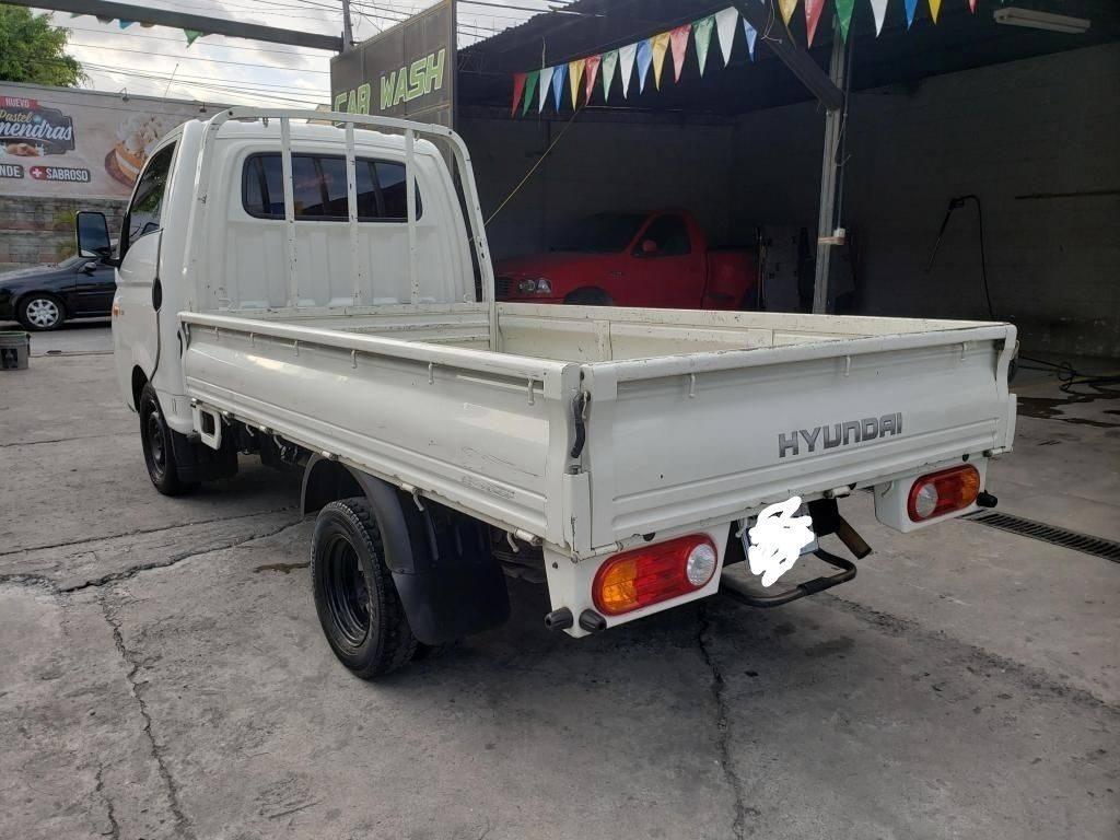 Hyundai H-100 2017 Mecanico Nitido - carros en venta en guatemala