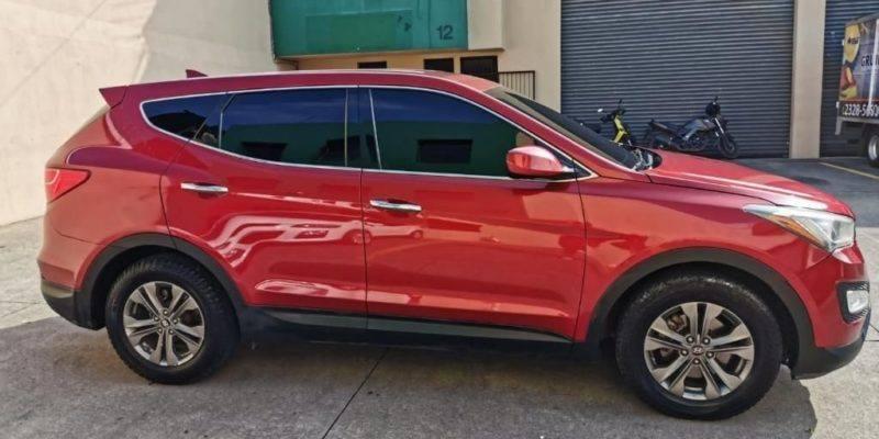 Hyundai Santa Fe 2013 Sport - carros en venta en guatemala