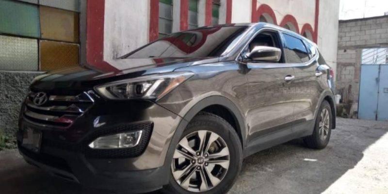 Hyundai Santa Fe 2013 - carros en venta en guatemala