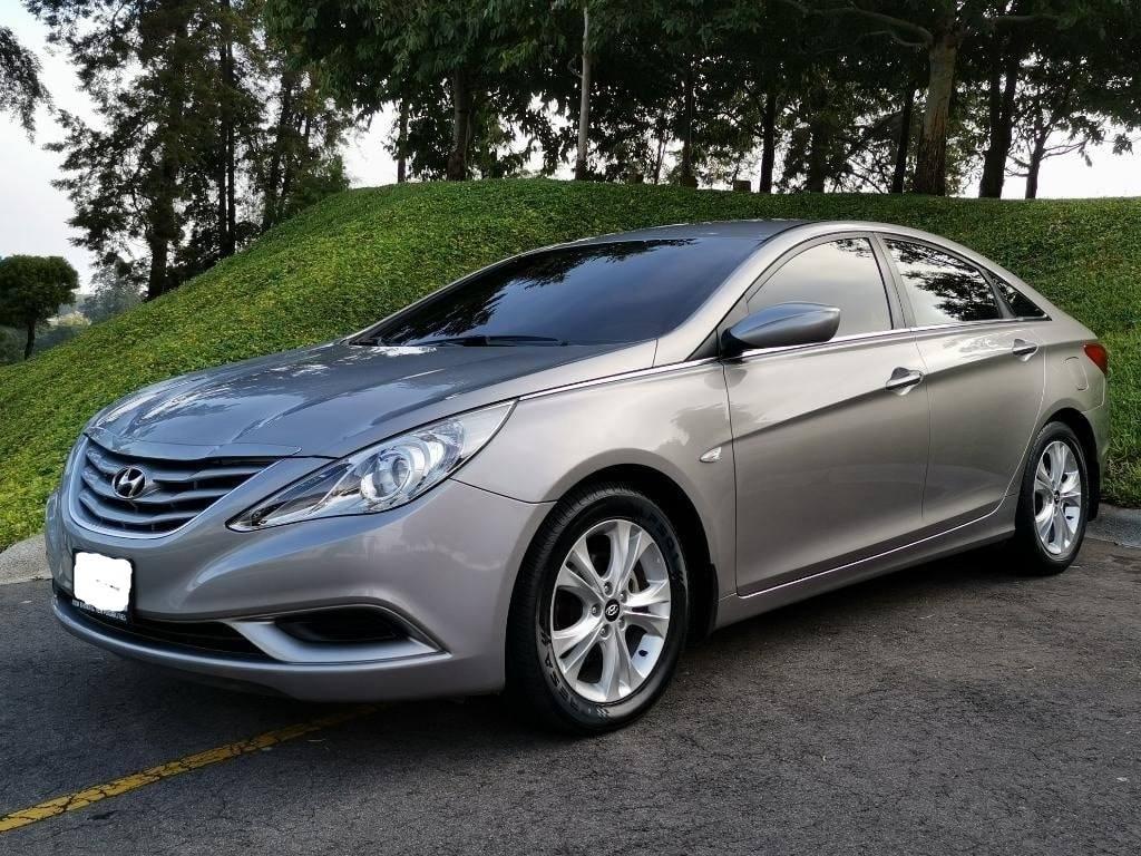 Hyundai Sonata 2012 de Agencia - carros en venta en guatemala