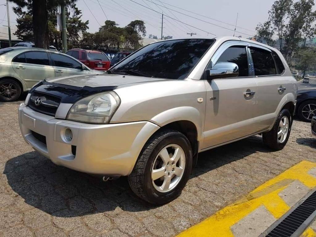 Hyundai Tucson 2005 - carros en venta en guatemala