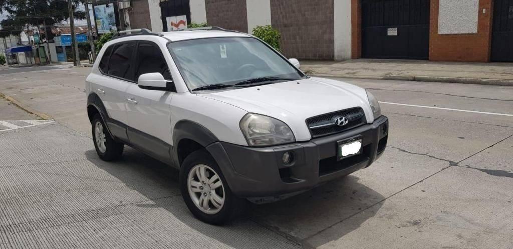 Hyundai Tucson 2007 de Agencia - carros en venta