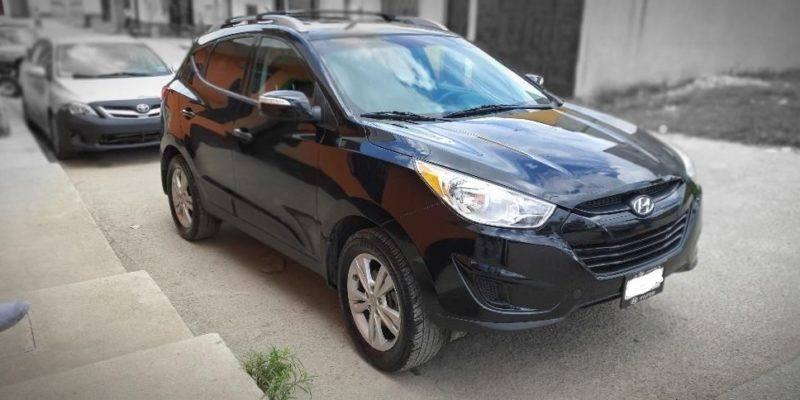 Hyundai Tucson 2012 - carros en venta en guatemala
