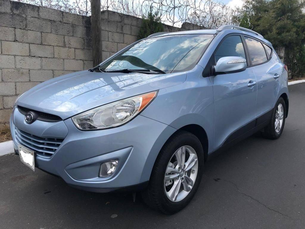 Hyundai Tucson 2013 - venta de carros