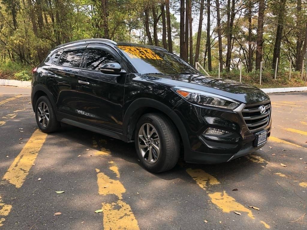 Hyundai Tucson 2016 Turbo - carros en venta en guatemala