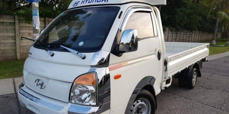 Hyundai porter 2007 Turbo diesel - venta de carros en guatemala