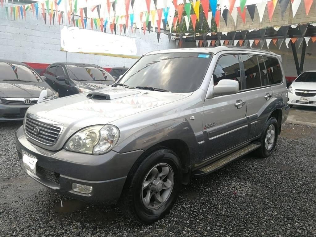 Hyunday Terracan 2006 - carros en venta en guatemala