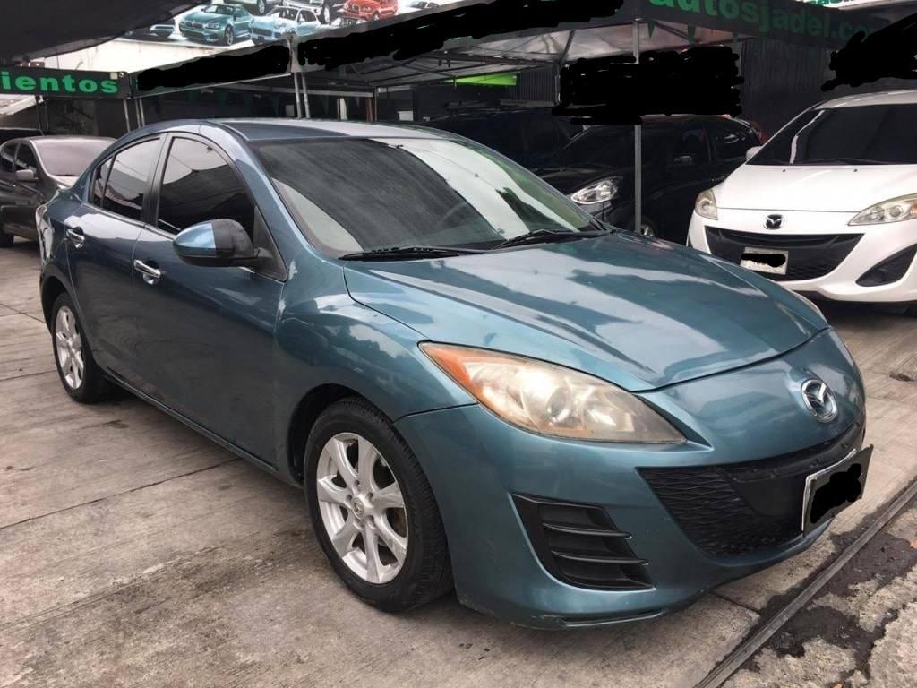 MAZDA 3 - MODELO 2011 - Carros en venta en guatemala