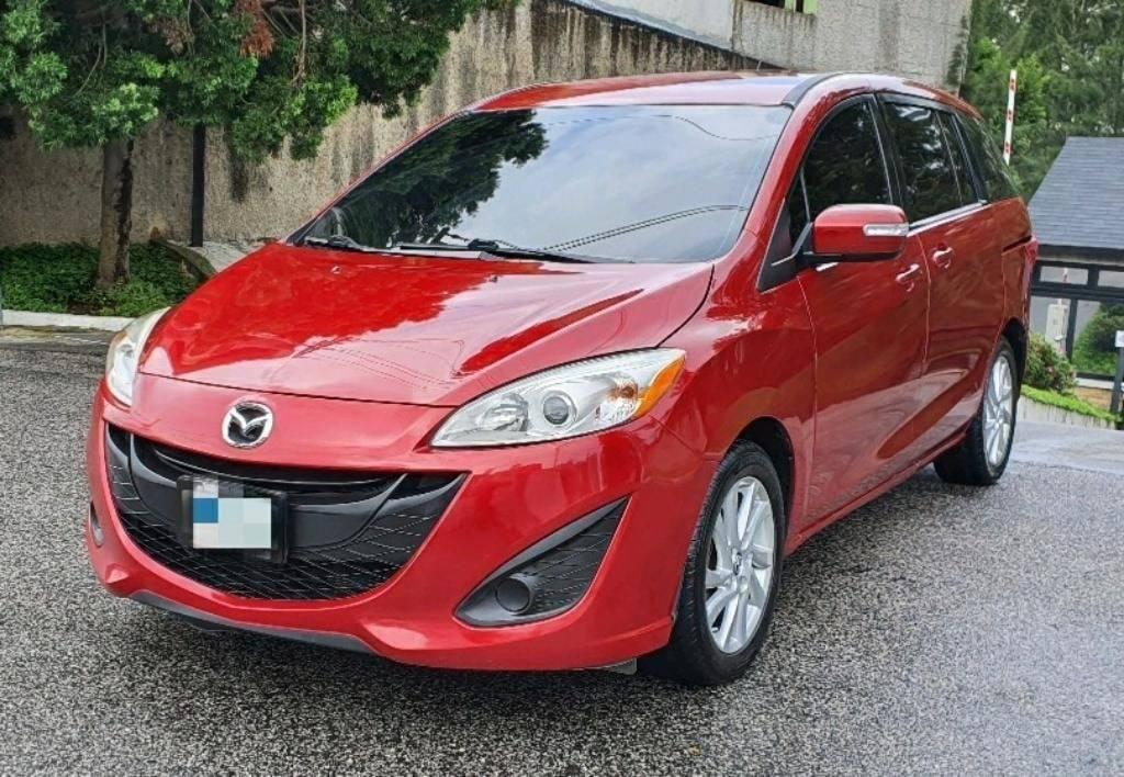 Mazda 5 Sport - carros en venta en guatemala