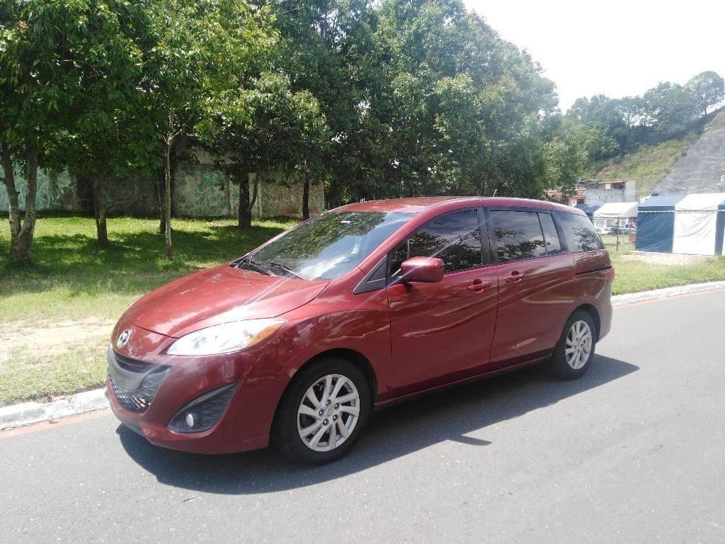 Mazda 5 TOURING 2012 - Carros en Venta en Guatemala