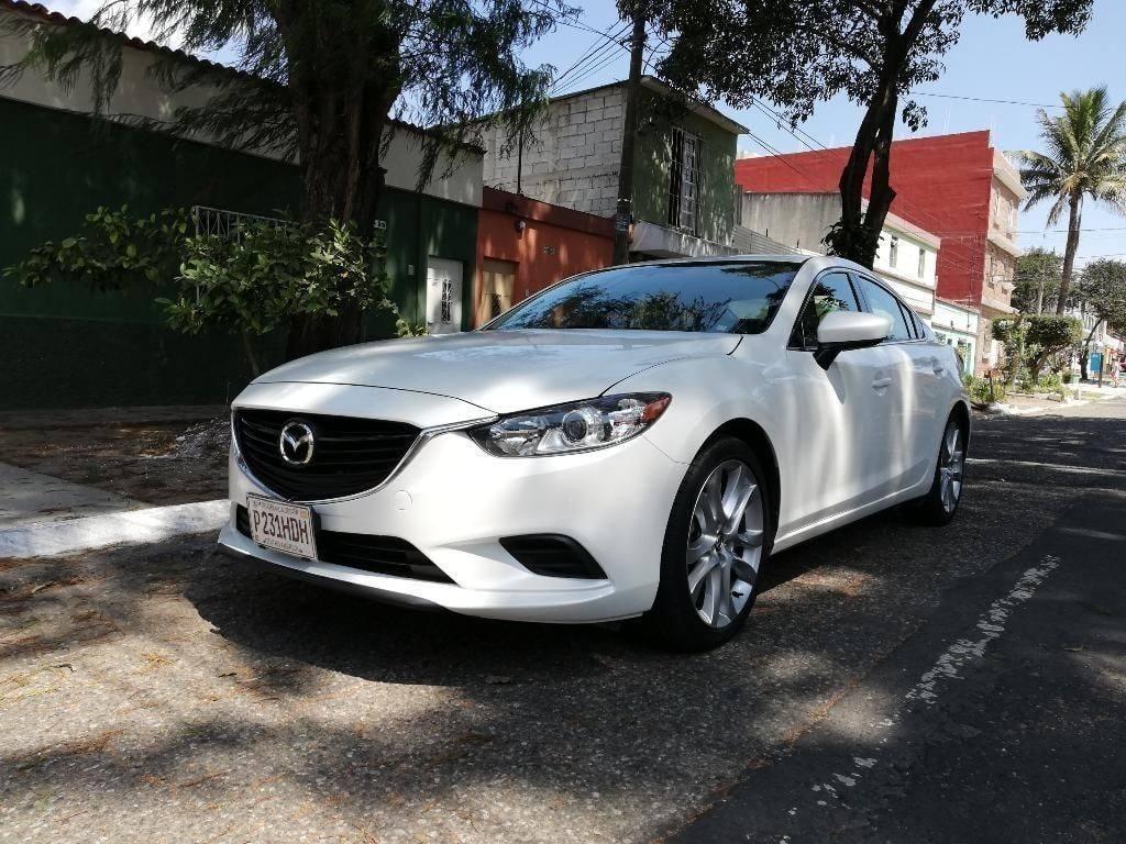 Mazda 6 2015 Touring - carros en venta en guatemala