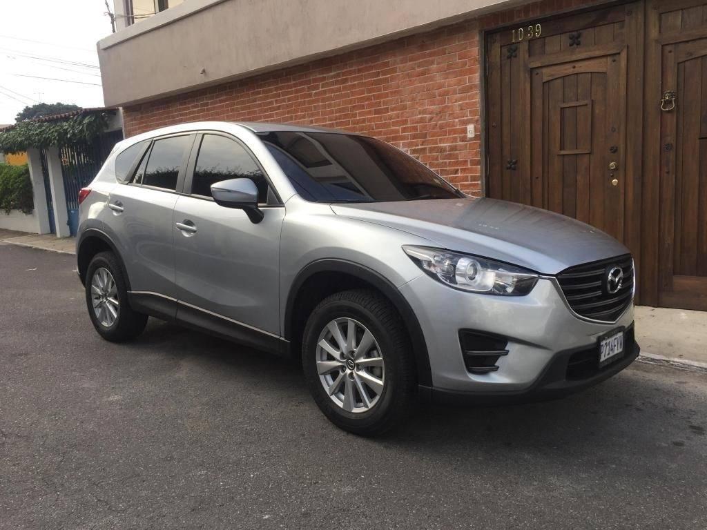 Mazda CX5 2016 De Agencia - carros en venta en guatemala