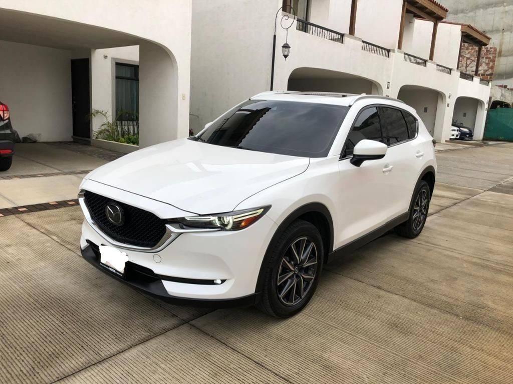 Mazda CX5 2018 Grand TOURING - Carros en venta en guatemala