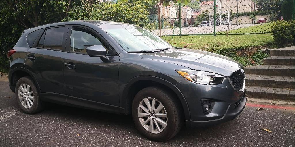 Mazda Cx5 2013 - carros en venta en guatemala