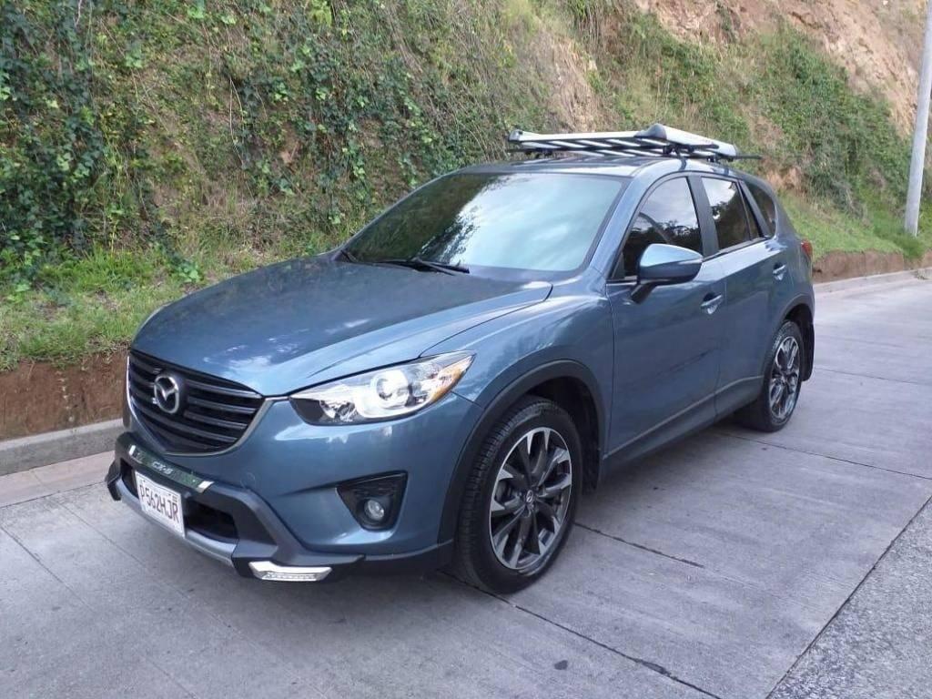 Mazda Cx5 2016 - carros en venta en guatemala