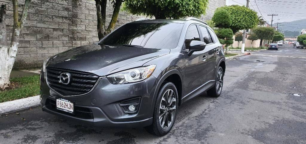 Mazda Cx5 Grandtouring 2016 - carros en venta en guatemala