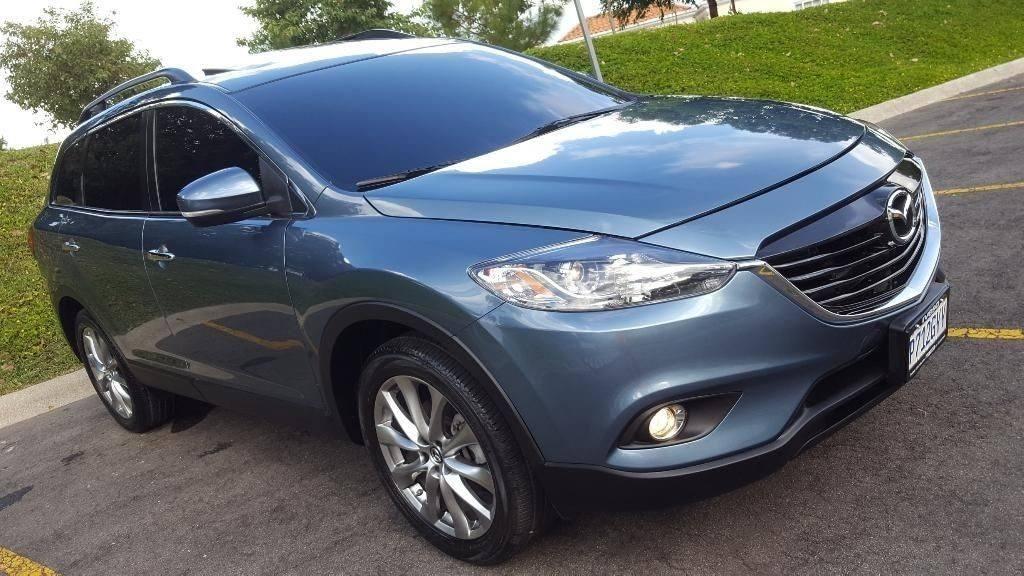 Mazda Cx9 2014 Tucson - carros en venta en guatemala