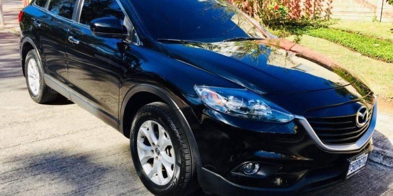 Mazda Cx9 Grand Touring Pilot - Carros en venta en guatemala