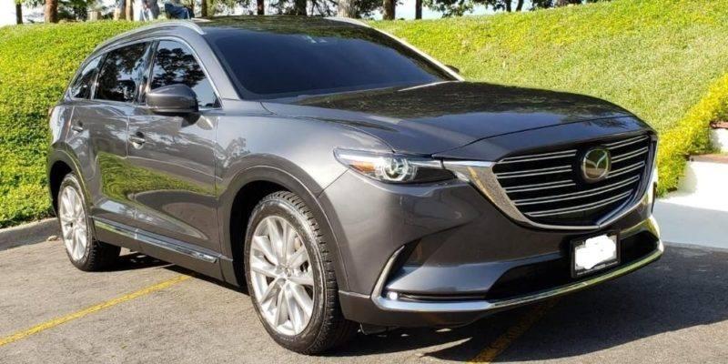 Mazda Cx9 Gt 2016 4x4 Pilot Runner 2017 - Carros en venta en guatemala