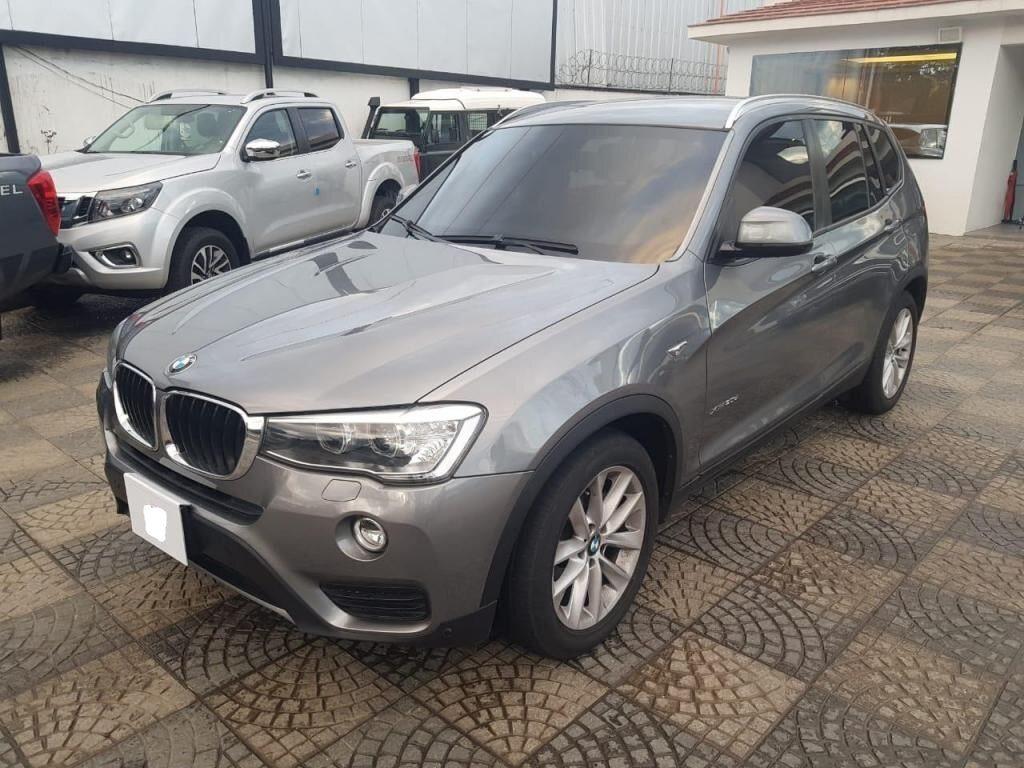 BMW X3 MODELO 2016 - Venta De Carros